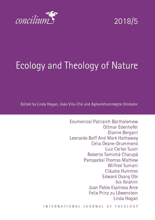 2018/5: Ecology and Theology of Nature