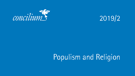 2019/2: Populism and Religion