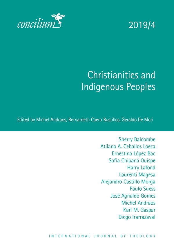 2019/4: Christianities and Indigenous Peoples