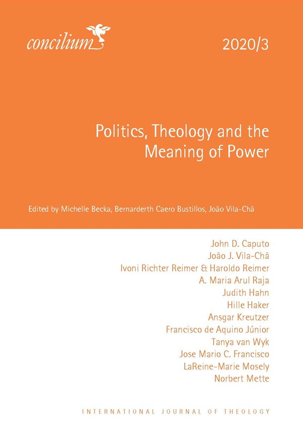 2020/3: Politics, Theology and the Meaning of Power